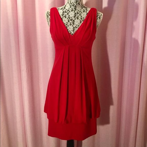 c102837beb5c Dresses | Cherry Red Cocktail Dress | Poshmark